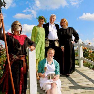 Stärkung des Theaters im ländlichen Raum und offener Heimatbegriff