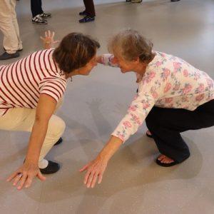 Kreative Impulse für das europäische Seniorentheater
