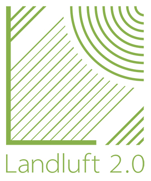 Logo zum Projekt Landluft 2.0