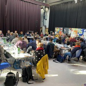 Treffen der Verbände: Amateurtheaterdebatten im BDAT  // Vernetzung, Fortbildung, Öffentlichkeitsarbeit, Digitalisierung