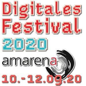 Starke Resonanz auf Digitales Festival amarena 2020
