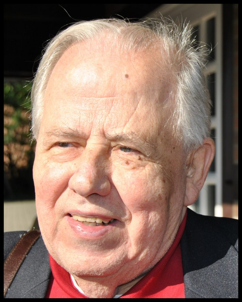 Porträtfoto Heinz Buschmann
